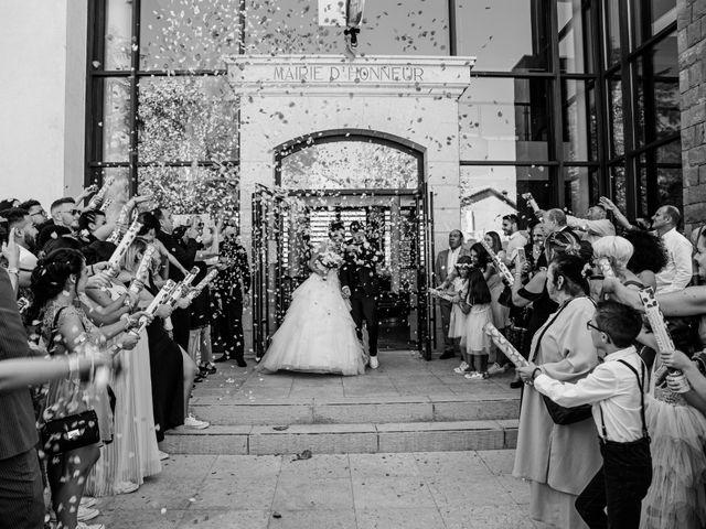Le mariage de Fabien et Julia à Roquebrune-sur Argens, Var 96