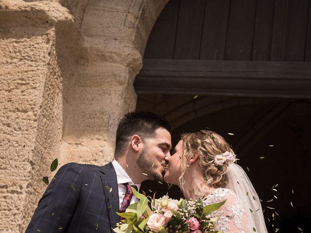 Le mariage de Ignacio et Céline à Saint-Émilion, Gironde 17