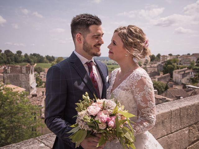 Le mariage de Ignacio et Céline à Saint-Émilion, Gironde 19