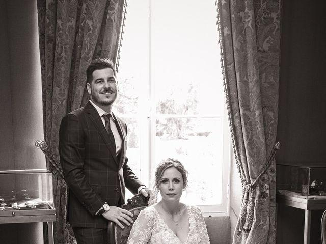 Le mariage de Ignacio et Céline à Saint-Émilion, Gironde 2