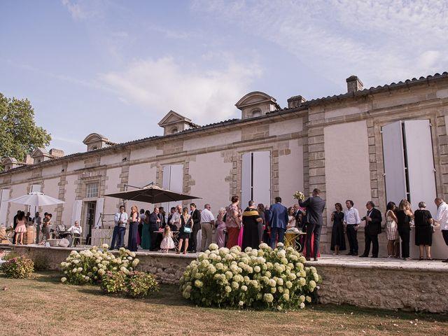 Le mariage de Ignacio et Céline à Saint-Émilion, Gironde 25