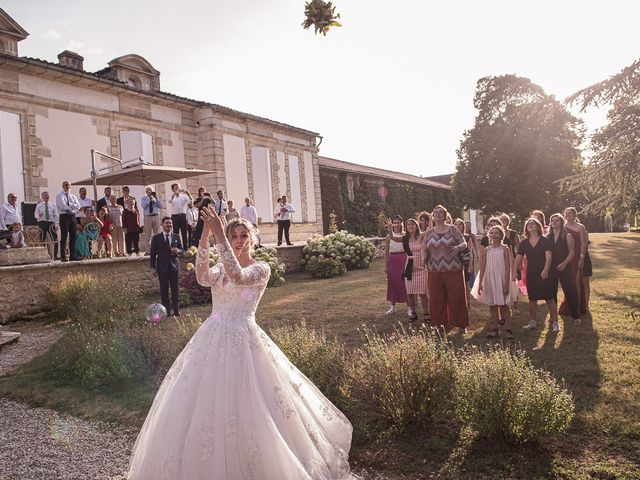 Le mariage de Ignacio et Céline à Saint-Émilion, Gironde 26