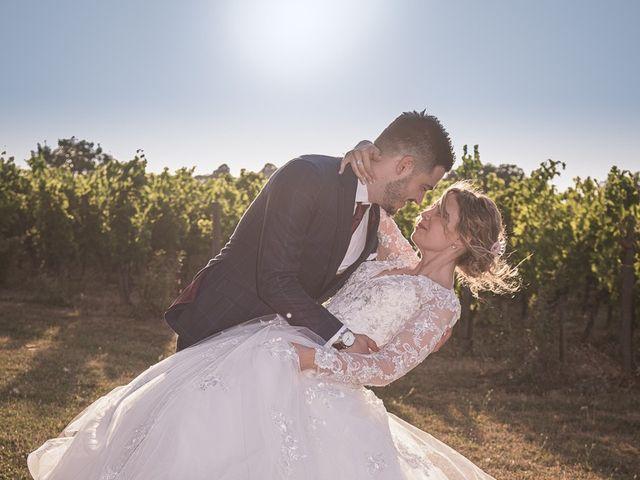 Le mariage de Ignacio et Céline à Saint-Émilion, Gironde 28