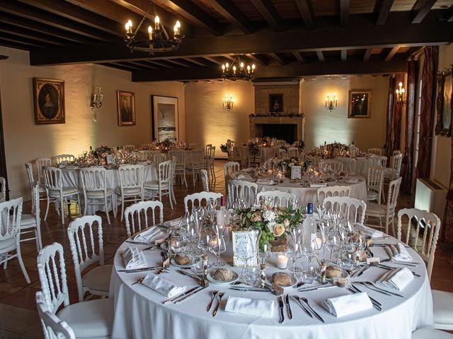 Le mariage de Ignacio et Céline à Saint-Émilion, Gironde 34