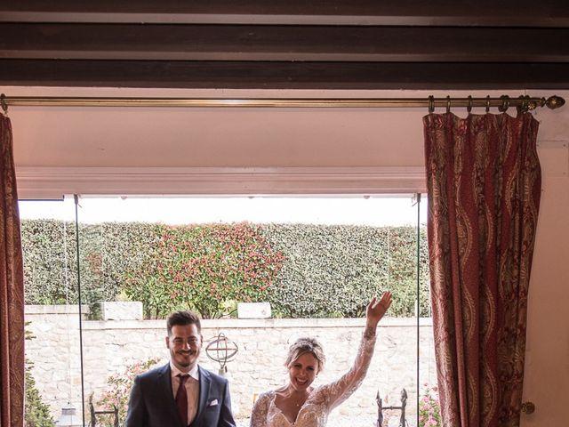 Le mariage de Ignacio et Céline à Saint-Émilion, Gironde 36