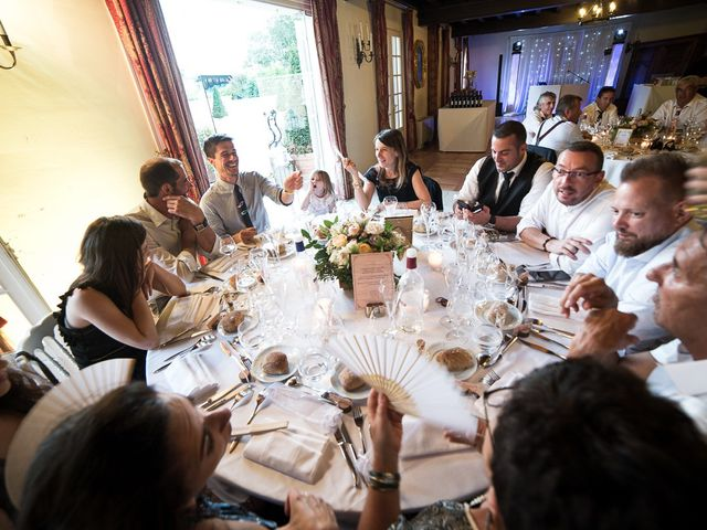 Le mariage de Ignacio et Céline à Saint-Émilion, Gironde 37