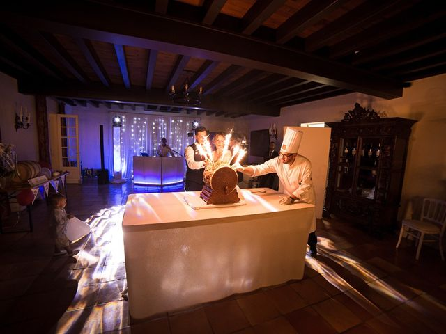 Le mariage de Ignacio et Céline à Saint-Émilion, Gironde 39