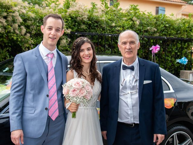 Le mariage de Thomas et Marie-Christine à Gardanne, Bouches-du-Rhône 1
