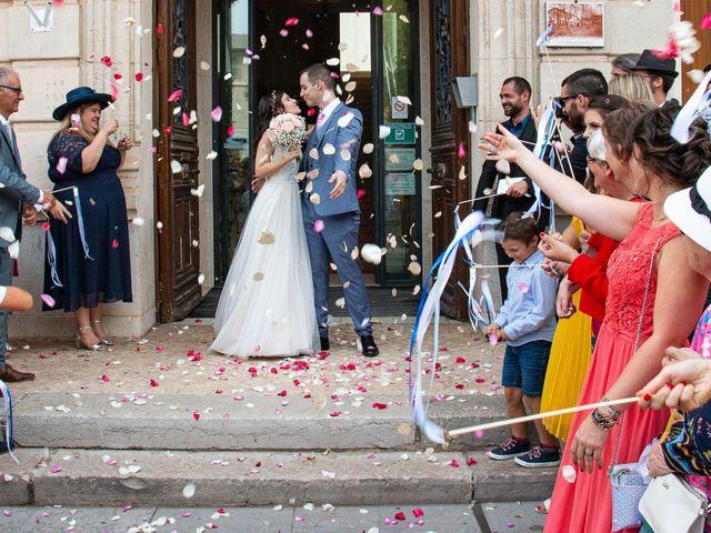 Le mariage de Thomas et Marie-Christine à Gardanne, Bouches-du-Rhône 13