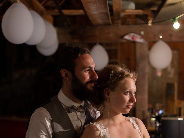 Le mariage de Loïc et Lauryn à Le Mayet-de-Montagne, Allier 23