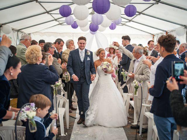 Le mariage de Rich et Anaïs à Nangis, Seine-et-Marne 14