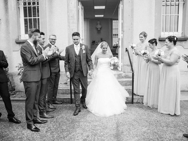 Le mariage de Rich et Anaïs à Nangis, Seine-et-Marne 18