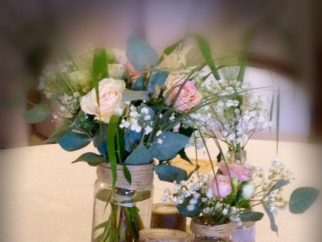 Le mariage de Stéphanie et Fabien à Yvrac, Gironde 3
