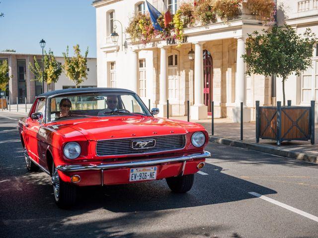 Le mariage de Stéphanie et Fabien à Yvrac, Gironde 5