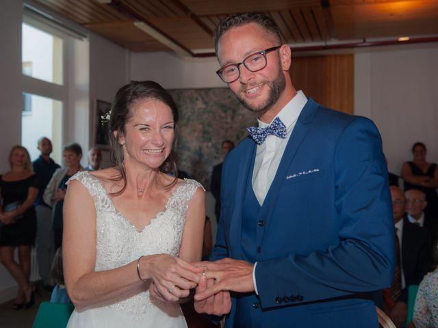 Le mariage de Stéphanie et Fabien à Yvrac, Gironde 9