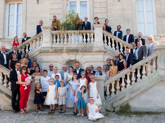 Le mariage de Stéphanie et Fabien à Yvrac, Gironde 12