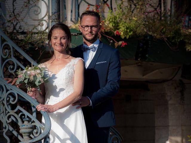 Le mariage de Stéphanie et Fabien à Yvrac, Gironde 13