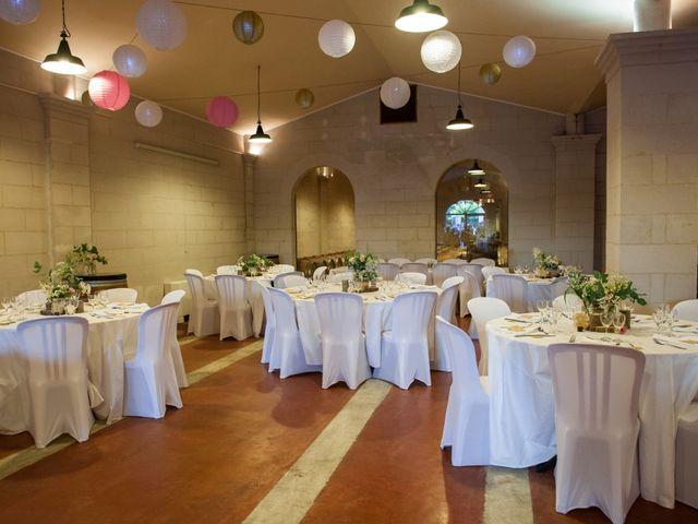Le mariage de Stéphanie et Fabien à Yvrac, Gironde 15