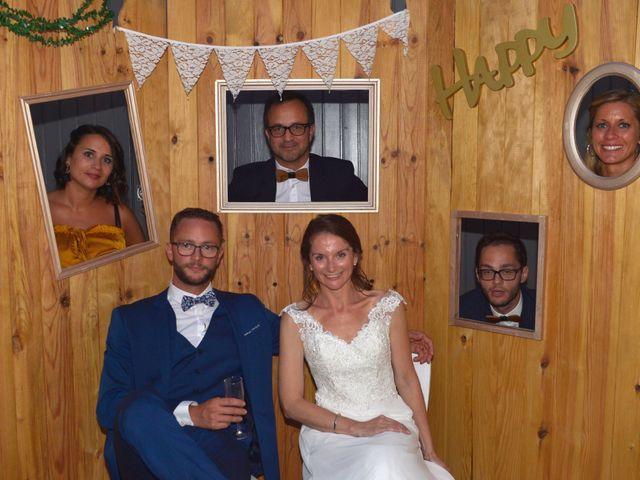 Le mariage de Stéphanie et Fabien à Yvrac, Gironde 18