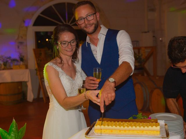 Le mariage de Stéphanie et Fabien à Yvrac, Gironde 22