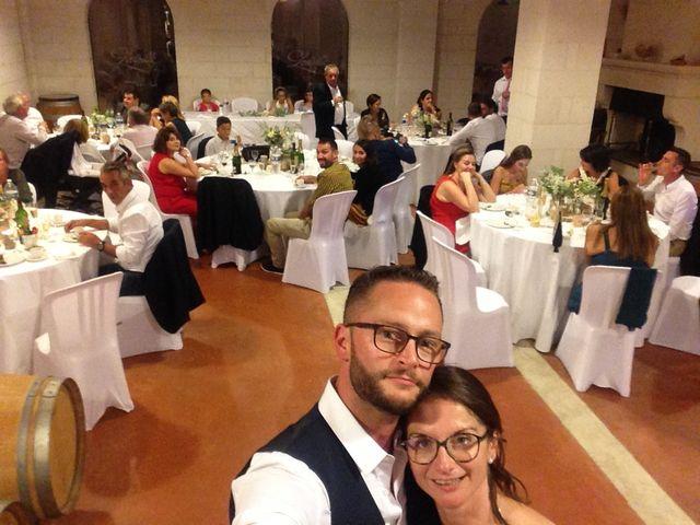 Le mariage de Stéphanie et Fabien à Yvrac, Gironde 24