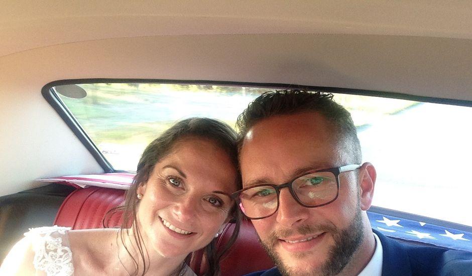 Le mariage de Stéphanie et Fabien à Yvrac, Gironde