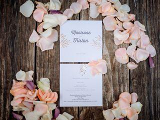 Le mariage de Manisone et Tristan 2