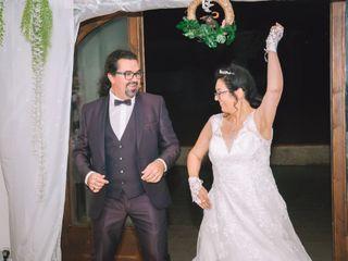 Le mariage de Nadège et Loïc