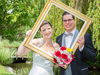 Le mariage de Elodie et Antonin