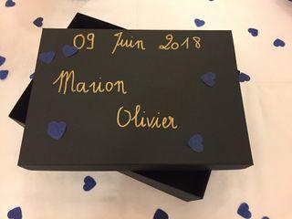 Le mariage de Marion et Oliver 1