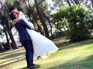 Le mariage de Gaëlle et Mathieu 1
