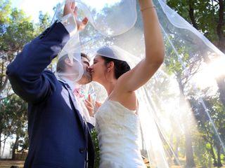 Le mariage de Gaëlle et Mathieu