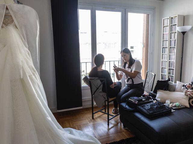 Le mariage de Axel et Anaïs à Paris, Paris 6