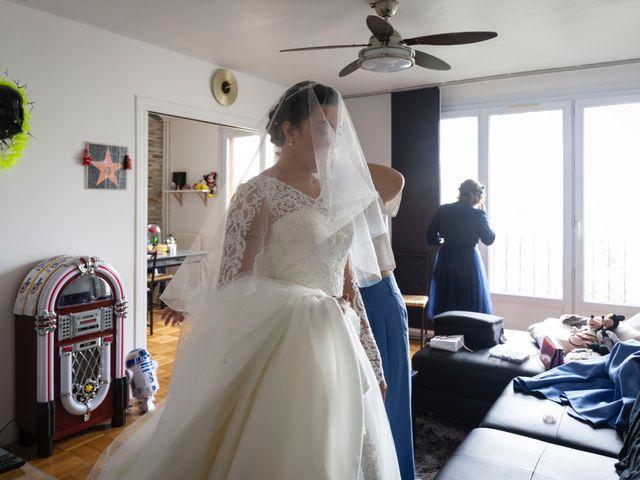 Le mariage de Axel et Anaïs à Paris, Paris 45