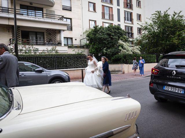 Le mariage de Axel et Anaïs à Paris, Paris 47