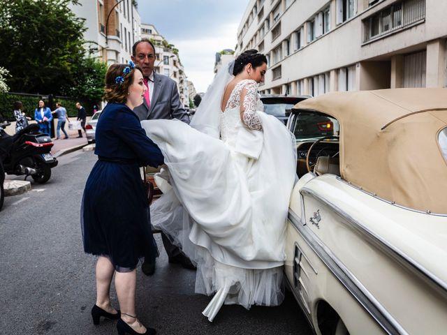 Le mariage de Axel et Anaïs à Paris, Paris 49