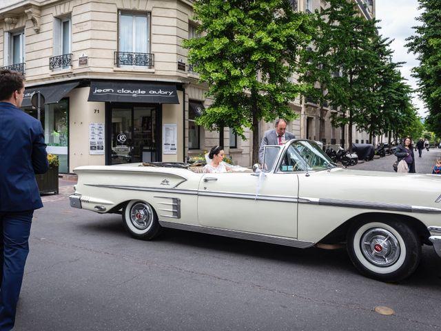 Le mariage de Axel et Anaïs à Paris, Paris 51