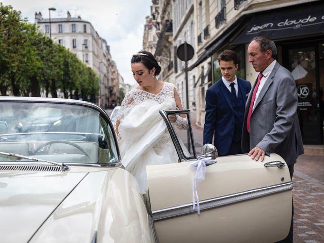 Le mariage de Axel et Anaïs à Paris, Paris 52