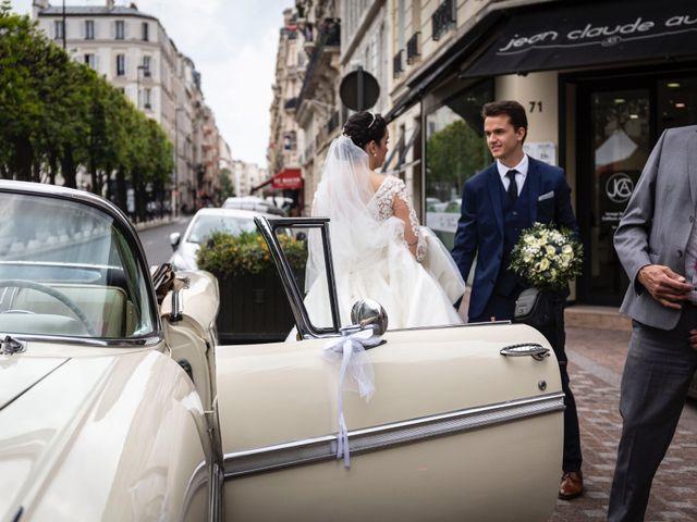 Le mariage de Axel et Anaïs à Paris, Paris 53