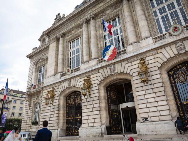 Le mariage de Axel et Anaïs à Paris, Paris 55