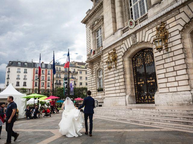 Le mariage de Axel et Anaïs à Paris, Paris 56