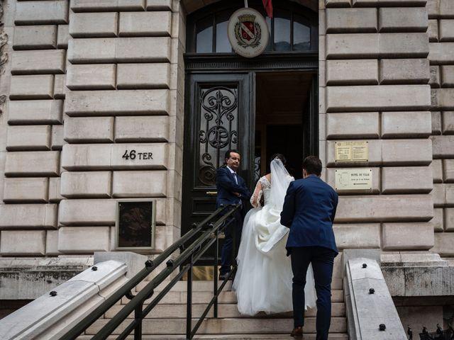 Le mariage de Axel et Anaïs à Paris, Paris 57