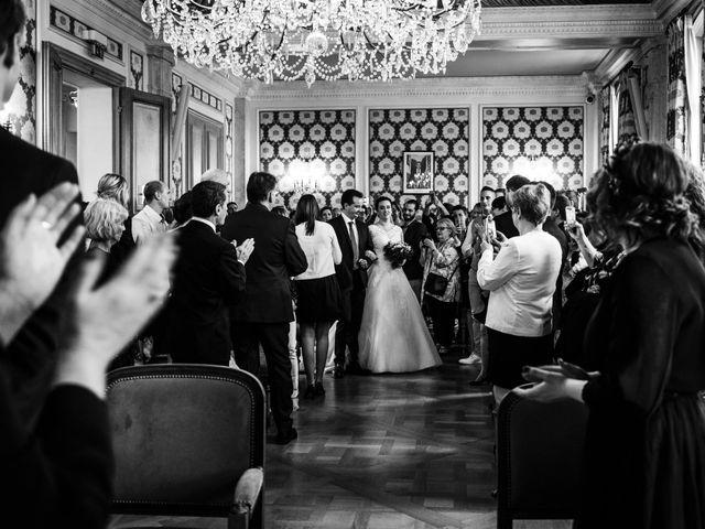 Le mariage de Axel et Anaïs à Paris, Paris 60