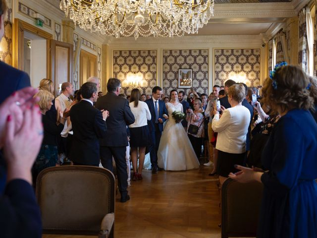 Le mariage de Axel et Anaïs à Paris, Paris 61