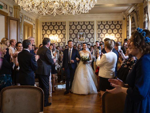Le mariage de Axel et Anaïs à Paris, Paris 62
