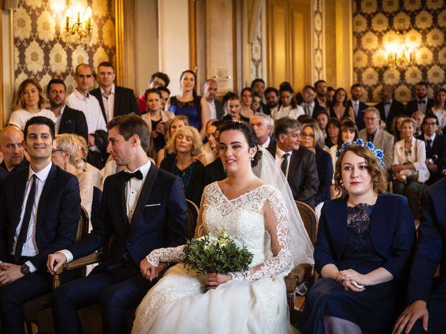 Le mariage de Axel et Anaïs à Paris, Paris 65