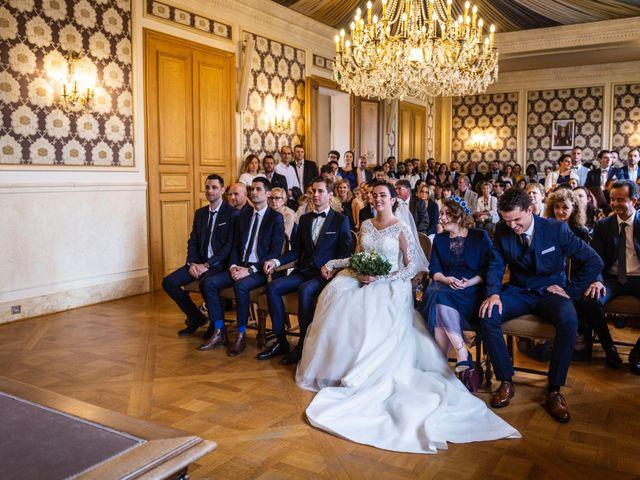 Le mariage de Axel et Anaïs à Paris, Paris 66