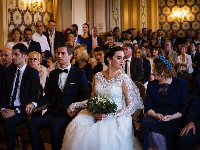 Le mariage de Axel et Anaïs à Paris, Paris 67