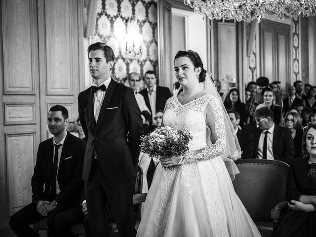 Le mariage de Axel et Anaïs à Paris, Paris 72