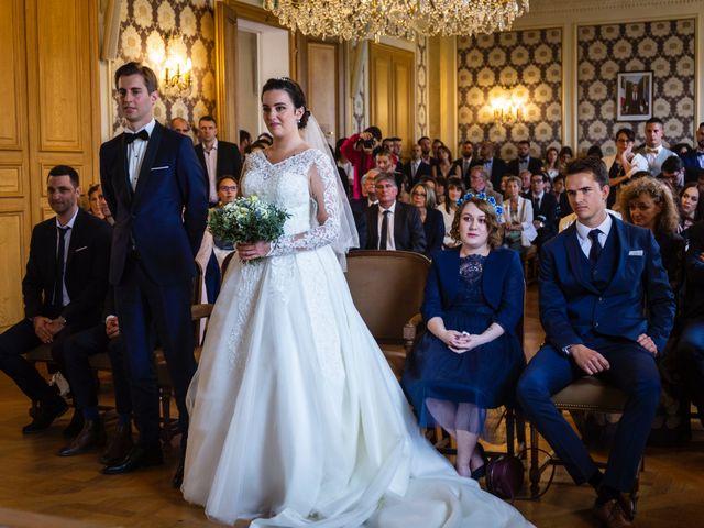 Le mariage de Axel et Anaïs à Paris, Paris 73